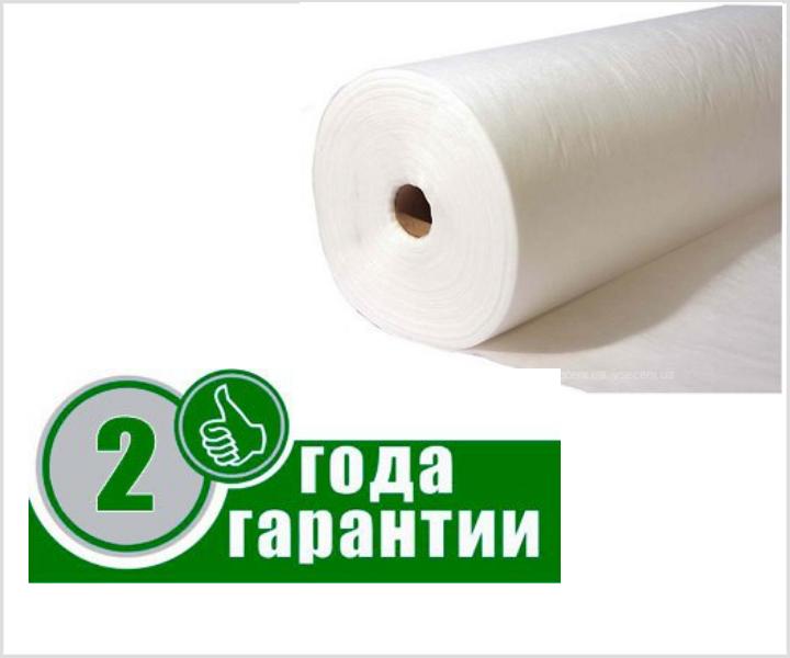 Агроволокно Плотность 50г/кв.м 1,6м х 100м Белое (Greentex), фото 1