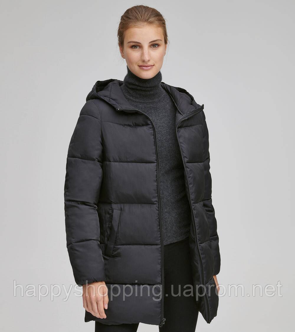 Женская темно-синяя куртка с капюшоном Marc New York