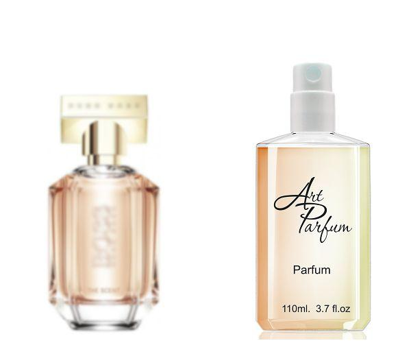 Духи 110 мл со спреем Boss The Scent For Her  / Зе Сент хьюго босс