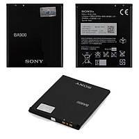 Батарея (акб, акумулятор) для Sony C1904 Xperia M - BA900, 1700 mAh, оригінал