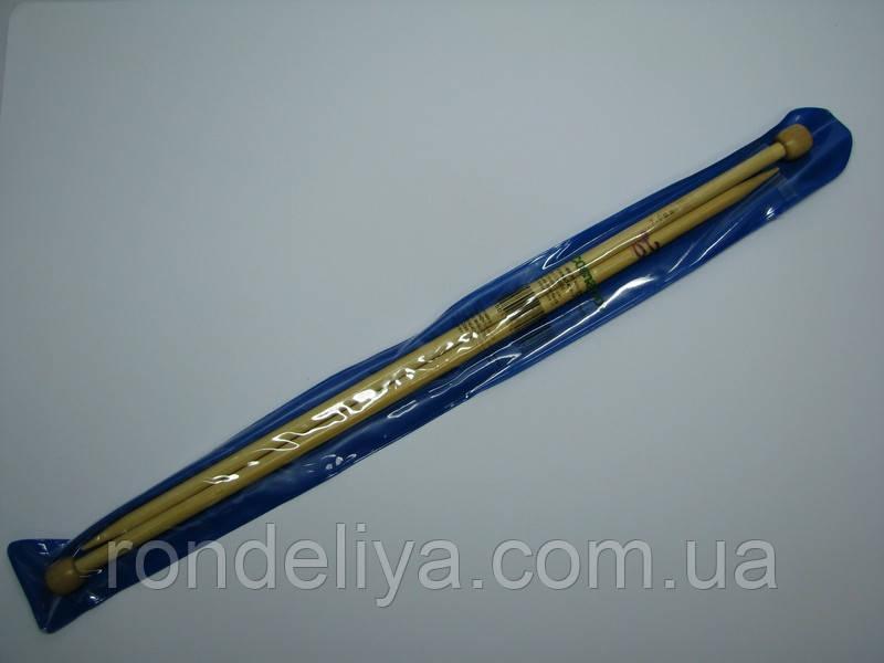 Спицы бамбук № 7