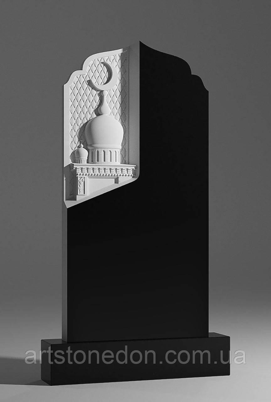 Мусульманский памятник №6 из гранита