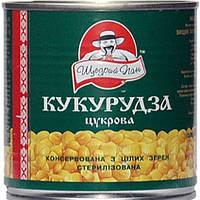 """Кукурудза сахарная 420 грамм """"Щедрый Пан"""""""