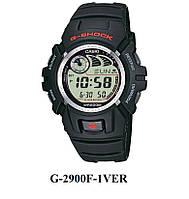 Мужские часы Casio G-SHOCK G-2900F-1VER оригинал