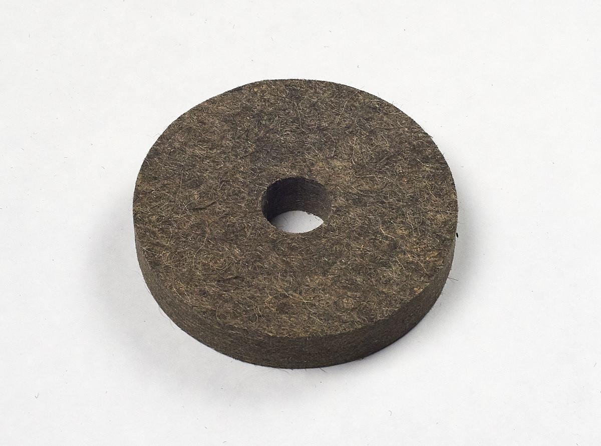 Круг войлочный мягкий а.т.т. 100 х 25 х 22 мм (6395001)