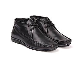 Ботинки Etor 10840-7085 39 черные