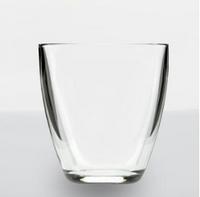 Набор низких стеклянных стаканов 285 мл