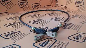 910/34100 Трос ручного гальма на JCB 3CX, 4CX