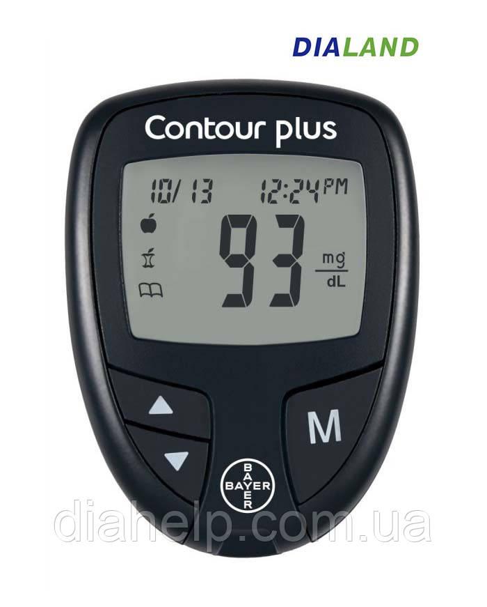 Глюкометр Контур Плюс(CONTOUR™ Plus)