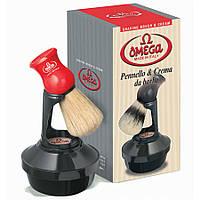 Набір для гоління з милом, Omega, 46065
