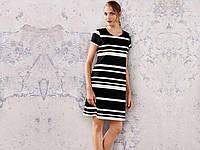 Элегантное плотное платье xs 32-34 евро наш 38-40 esmara германия, фото 1