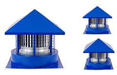 Крышные радиальные (центробежные) вентиляторы КВЦ