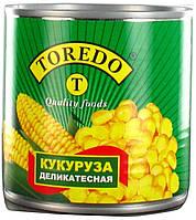 Кукурудза сахарная 430 грамм TM TOREDO