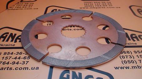 451/01702, 451/13303 Диск фрикционный тормозной на JCB 3CX, 4CX, фото 2