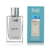 60 мл міні парфуму Dolce&Gabbana Light Blue - (Ж)