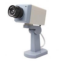 Камера видеонаблюдения обманка муляж с мотором, фото 1