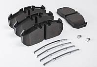 Колодки тормозные MAN TGA. RVI Magnum 00- пер., зад. S-30mm 5001855646 / 29131WVA ( 29131 30.2 )