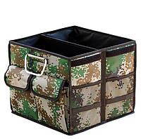 Складной органайзер ящик в багажник автомобиля АО-401-М