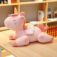 Мягкая игрушка Розовый единорог, 45см Berni