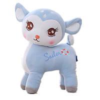 Мягкая игрушка Оленёнок Sailor, 28см Berni