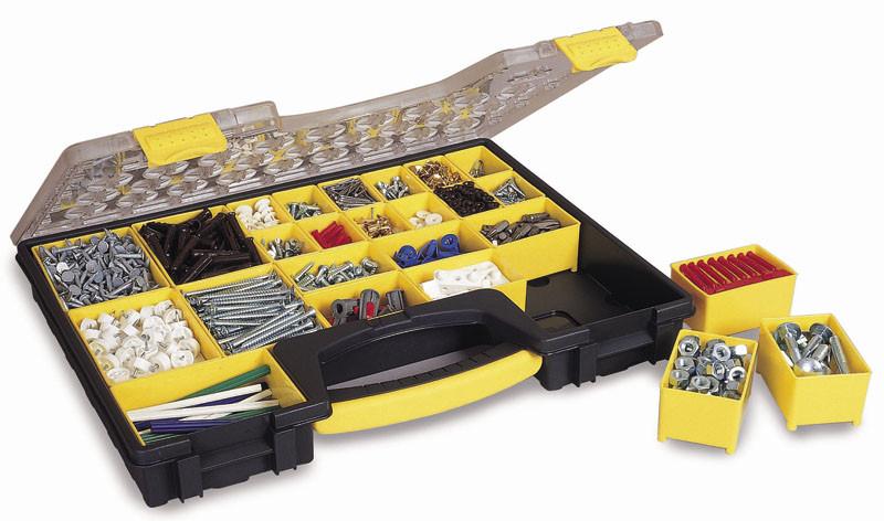 Ящик инструментальный (кассетница профи)    STANLEY 1-92-748