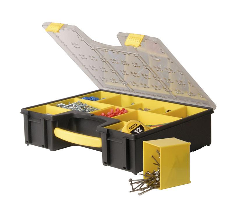 Ящик инструментальный (кассетница профи большая)    STANLEY 1-92-749