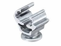 5207444 Пластиковый держатель провода d=8-10 мм (серый)