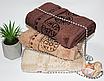 Банні турецькі рушники Капучіно Micro delux, фото 3