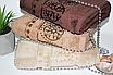 Банні турецькі рушники Капучіно Micro delux, фото 4