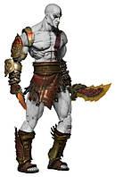 Фигурка Кратоса Бог войны Призрак Спарты - Kratos, Ghost of Sparta, God of War iiI, Neca - 143427