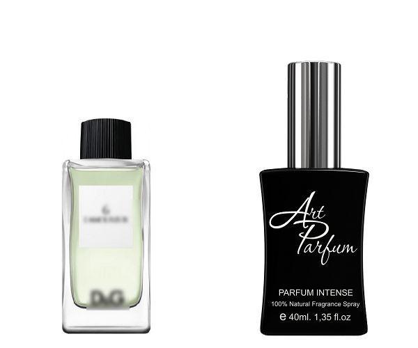 Духи Intense 40 мл Anthology L`Amoureaux 6 Dolce&Gabbana / Антхологы Л`Амоуреауx 6 Дольче Габбана