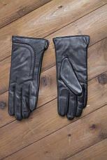 Женские кожаные сенсорные перчатки 944, фото 2