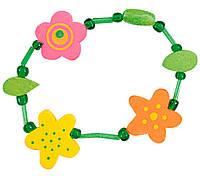 Браслет Цветы, Bino. BINO (9989059)