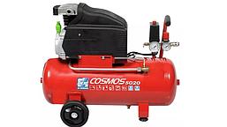 Компрессор поршневой Vрес50л COSMOS 5020 220V CE ROSSO 9995270000 FIAC