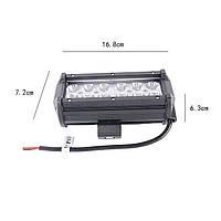 LED панель 7 дюймов универсальная