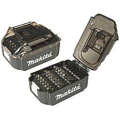 Набор бит в футляре формы батареи Makita LXT 21 шт (B-68323)