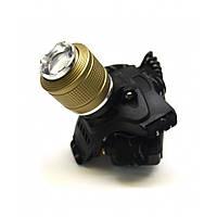 Налобный тактический фонарик POLICE BL-2199-T6
