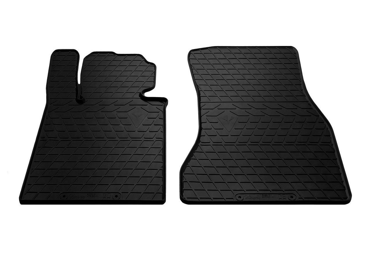 Коврики в салон для BMW 5 (G30) 17- (design 2016 ) (передние - 2 шт) 1027192F