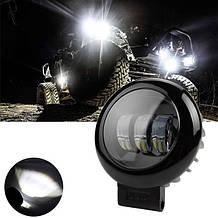 Мото свет (LED лампы в головной свет )