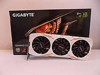 Видеокарта Gigabyte GTX1080Ti (11Gb/DDR5/352bit) GV-N108TGAMING OC-11G БУ, фото 1