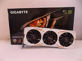 Видеокарта Gigabyte GTX1080Ti (11Gb/DDR5/352bit) GV-N108TGAMING OC-11G БУ