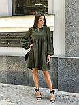 Женское платье свободного кроя (в расцветках), фото 4