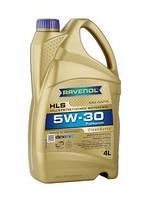 Моторное масло RAVENOL HLS SAE 5W-30 4л