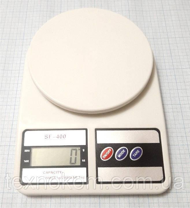 Весы, бытовые, кухонные SF-400, 7 кг