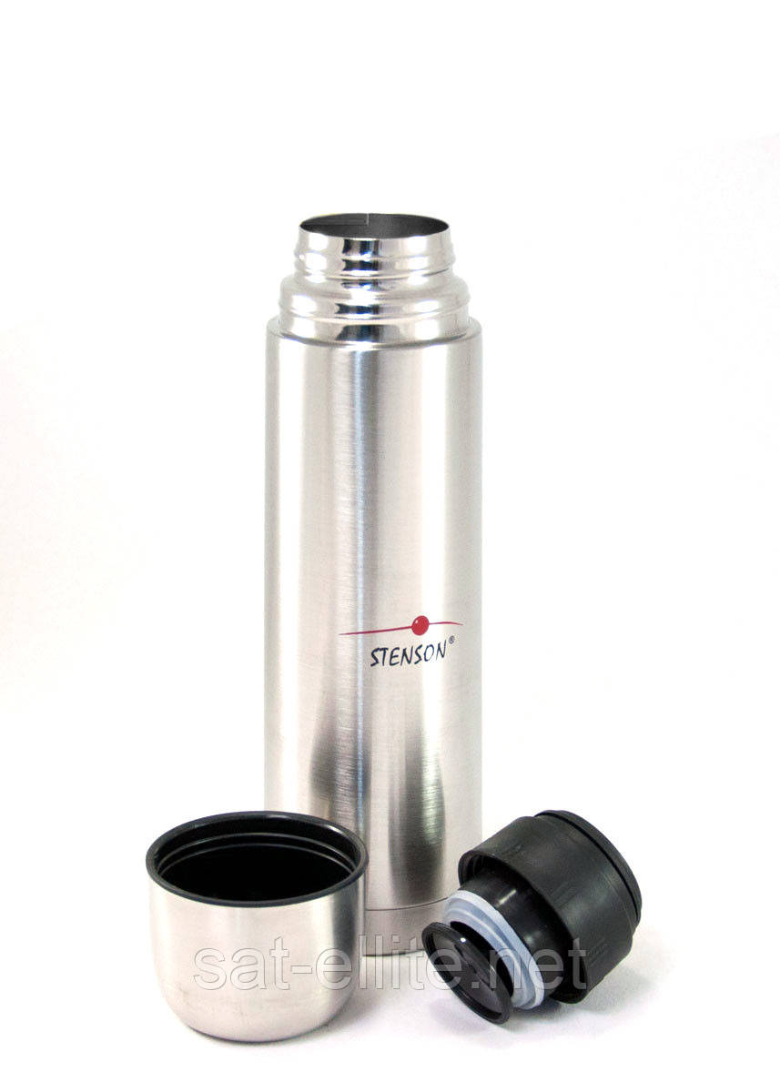Туристический термос с ручкой 0,75л Stenson MT0180