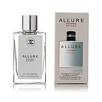 Мужской мини-парфюм Chanel Allure Homme Sport - 60 мл