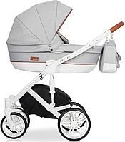 Детская универсальная коляска 3 в 1 Riko Naturo 01 Grey Fox