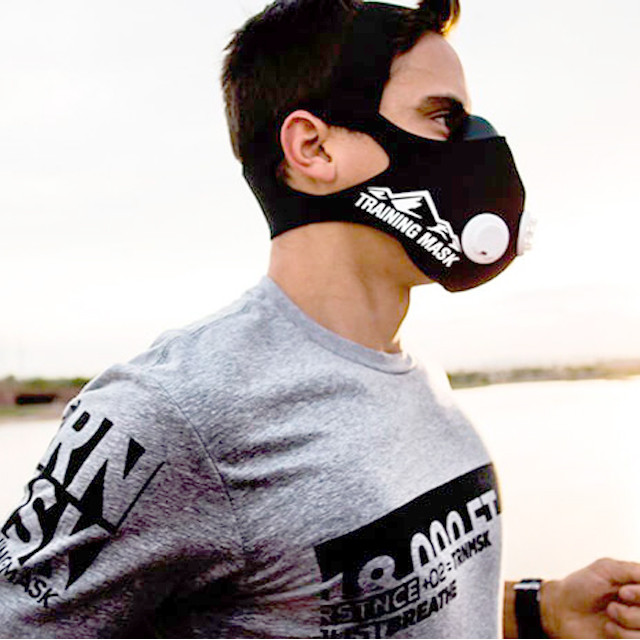 Дыхательные тренажеры