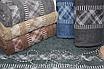 Метровые турецкие полотенца Серый Вензель, фото 3