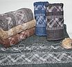 Метровые турецкие полотенца Серый Вензель, фото 5